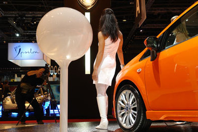 Fiat for Djeuns au Mondial de Paris