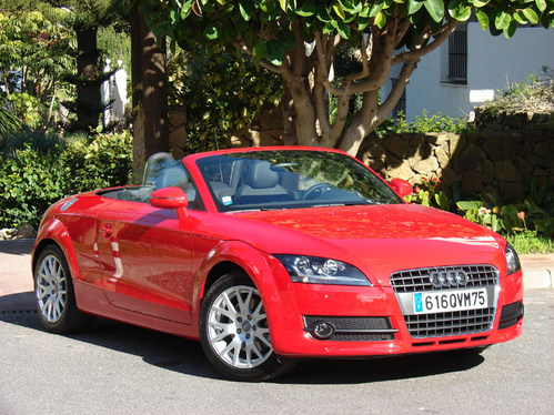 audi tt cabriolet occasion. Black Bedroom Furniture Sets. Home Design Ideas