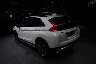 Mitsubishi Eclipse Cross : audacieux - Vidéo en direct du Salon de Genève 2017