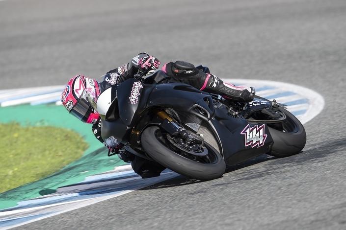 WSS 2019 :Lucas Mahias roulera avec le team Kawasaki Puccetti Racing