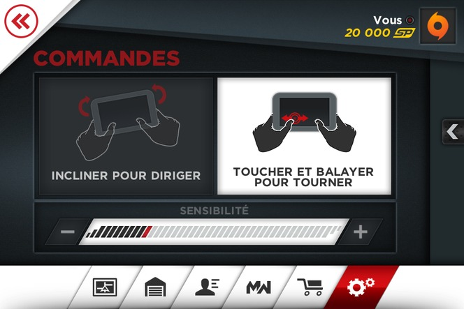 Need for Speed Most Wanted : le test sur téléphone / tablettes