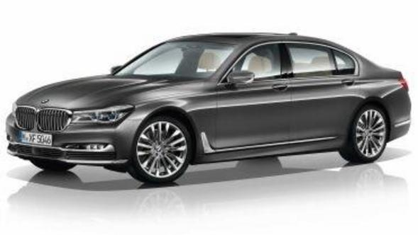 Surprise : la nouvelle BMW Série 7 en avance