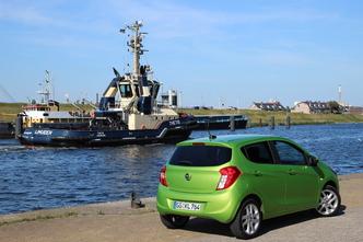 Opel Karl : en avant-première, les photos de l'essai
