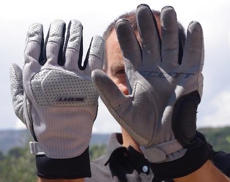 Essai gants Scott SPV Mesh 2: il vous ira comme un gant!