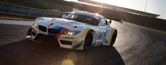 ALMS - BMW remplace sa M3 par sa Z4!