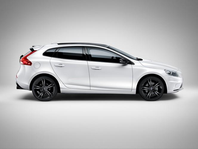 Volvo V40 Carbon : à partir de 44 635 €