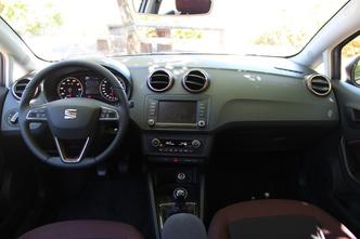 Seat Ibiza 5 (second restylage) : en avant-première, les photos de l'essai