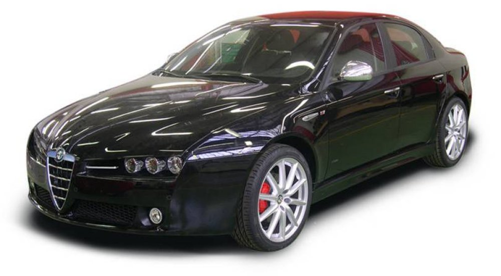 alfa romeo 159 ti. Black Bedroom Furniture Sets. Home Design Ideas