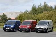 Nouveaux Peugeot Expert, Citroën Jumpy et Fiat Scudo