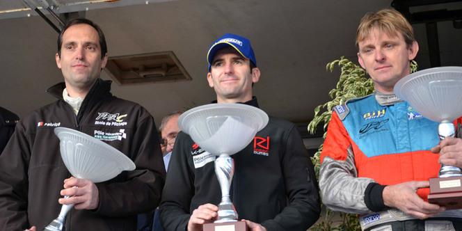 Grand Challenge 2012 : Romain Dumas récupère sa couronne