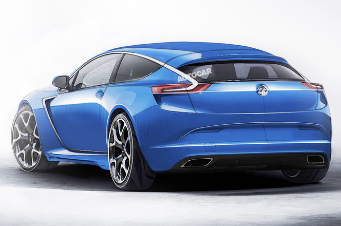 Future Opel Astra : comme ça ?