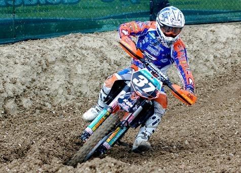 Championnat d'Europe MX2, les Français devant !