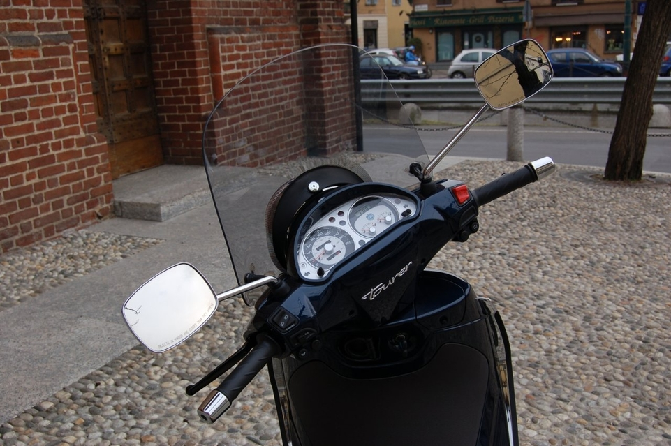 Piaggio : scooter Beverly Tourer 250 et 400 cm3