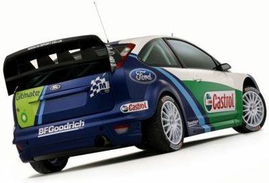 WRC: Six Focus pour 2007 ?