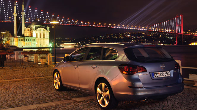 Essai - Opel Astra Sports Tourer : le sens pratique