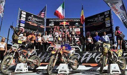 Motocross mondial : Glen Helen, Townley gagne la seconde manche, Cairoli le GP