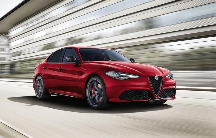 Alfa Romeo Giulia Veloce TI: prix dès 61000€