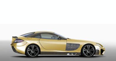"Salon de Genève: Ferrari, McLaren et Rolls Royce ""by Mansory"""