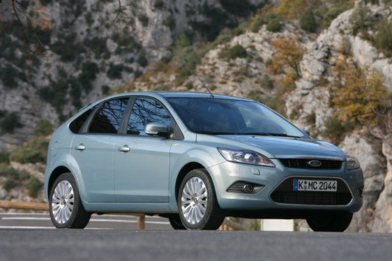 Essai - Ford Focus II restylée : kinetic thérapie