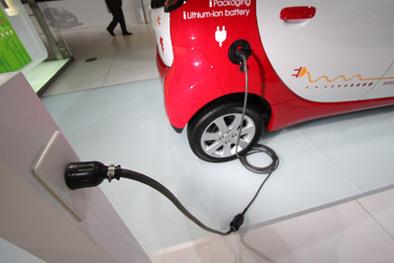 Live in Genève 2008 : Mitsubishi i-EV : prémisces électriques