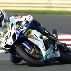 Superbike - BSB: Mauvais week-end à Croft pour Sylvain Guintoli