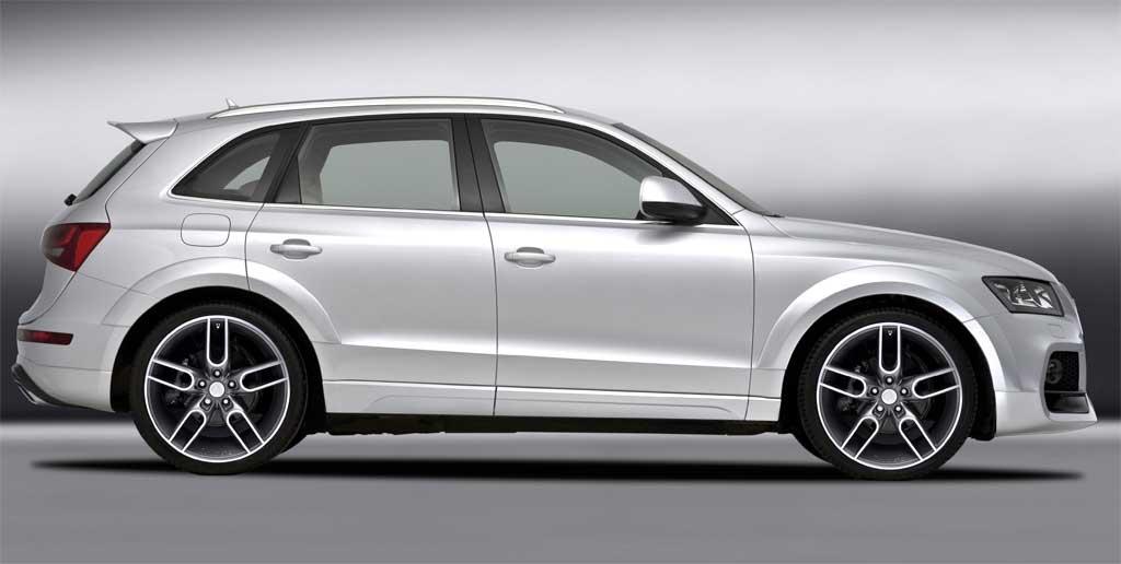Audi Q5 par Caractere : esprit belge