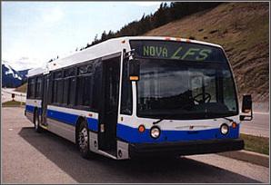 Nova Bus : livraison de 141 bus Nova LFS Hybride Électrique Véhicule à Vancouver dès 2009