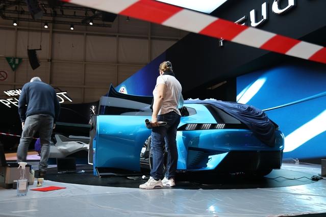 Le concept Peugeot Instinct est fin prêt.