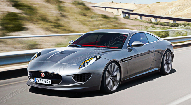 Toutes Les Futures Jaguar Jusqu En 2020