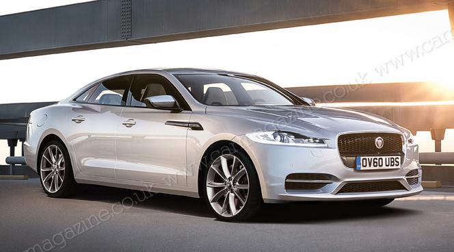 Toutes les futures Jaguar jusqu'en 2020