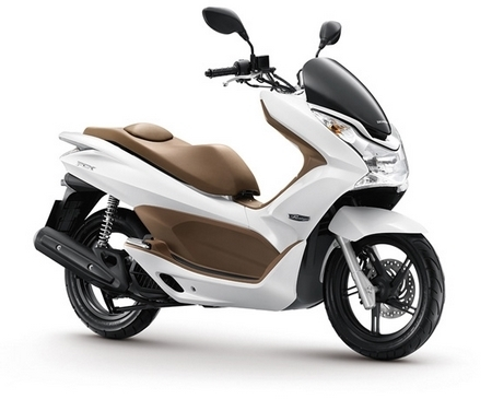 Honda produira son PCX en Thaïlande