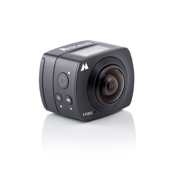Caméra: la H180 par Midland