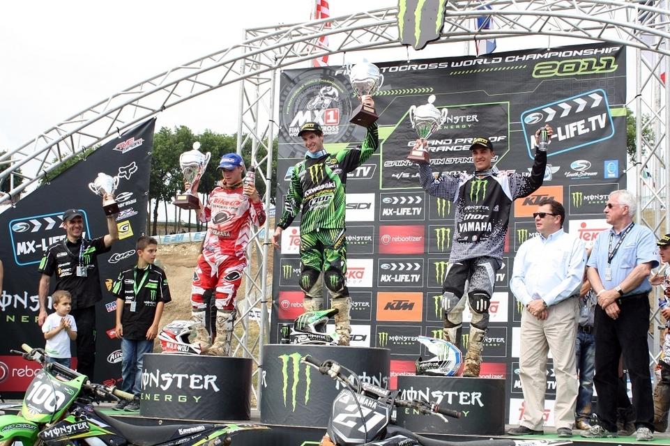MX2 - St Jean d'Angely : victoire de Tommy Searle, Paulin 3ème