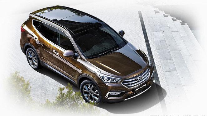 Nouveau Hyundai Santa Fe : officiel en Corée