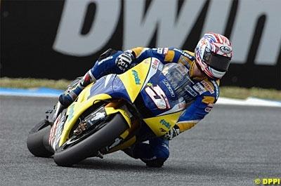 """Moto GP - Edwards: """"Je veux rester en Moto GP !"""""""