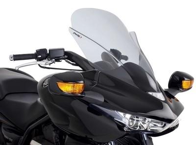 Une bulle pour la Honda DN-01 signée Puig.