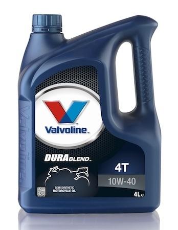 Valvoline DuranBlend 4T: nouveau packaging
