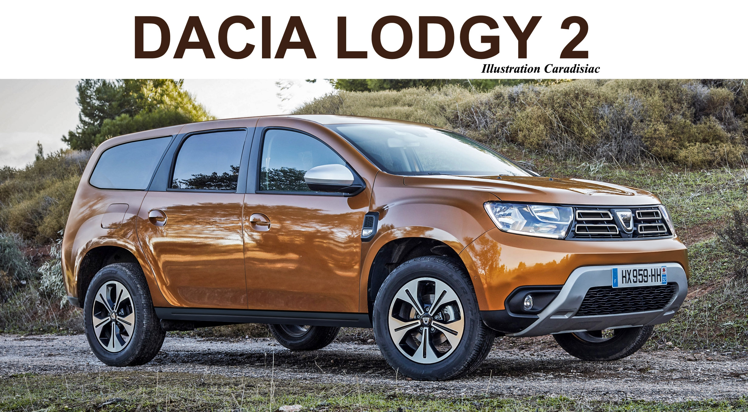 un nouveau dacia lodgy pour 2020. Black Bedroom Furniture Sets. Home Design Ideas