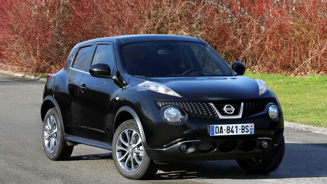Nissan lance la série spéciale Ultimate Edition sur le Juke