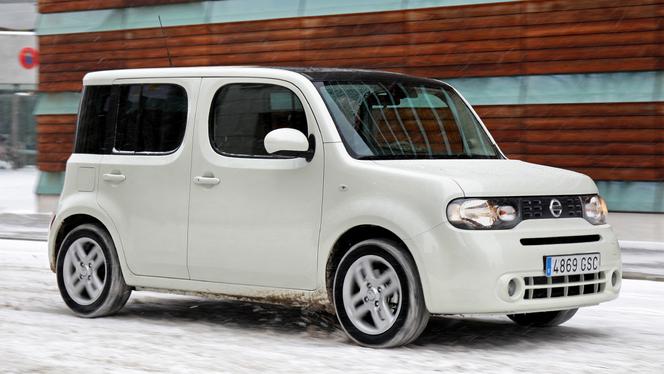 L'avis propriétaire du jour : smartboy nous parle de son Nissan Cube 1.6 110 Zen