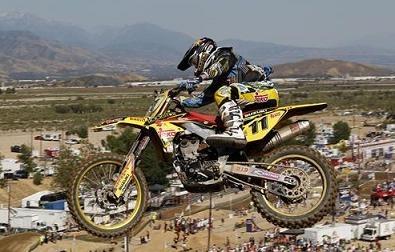 Motocross mondial : Glen Helen, MX 1, les pilotes Suzuki s'en sortent bien