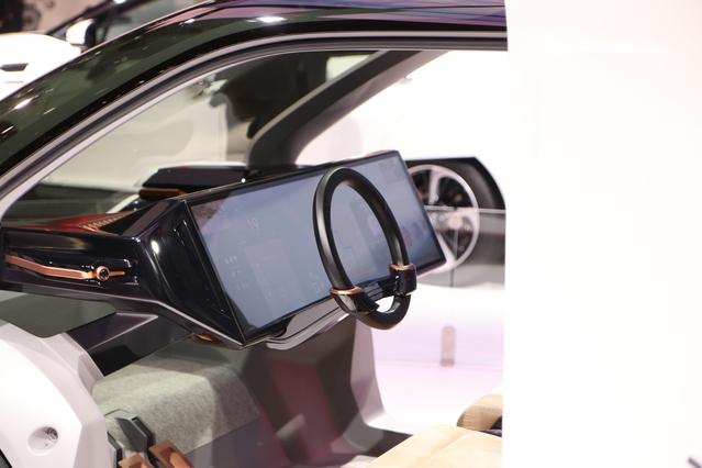 Honda NeuV Concept : la voiture polygame - En direct du salon de Genève 2017