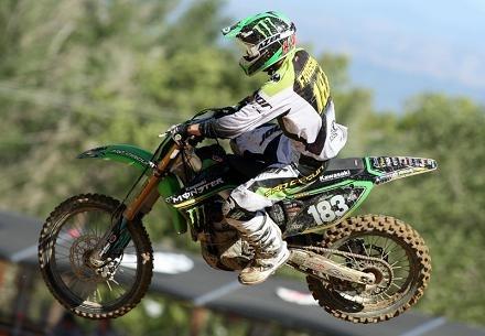 Motocross mondial : Glen Helen, Steven Frossard fait un bon GP, mais il manque un petit quelque chose pour aller chercher le leader