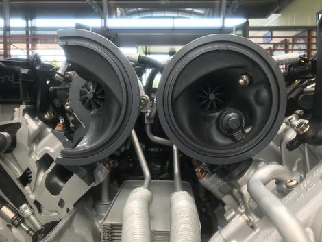 Présentation vidéo - Dans les entrailles du Porsche Cayenne