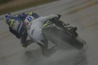 Moto GP - Chine: La pluie annoncée pour Dimanche ? Shanghaï surprise !