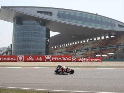 Moto GP - Chine D.1: Randy, dans le rouge
