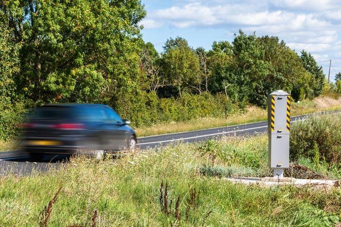 La sanction pour excès de vitesse : les différents cas de figure