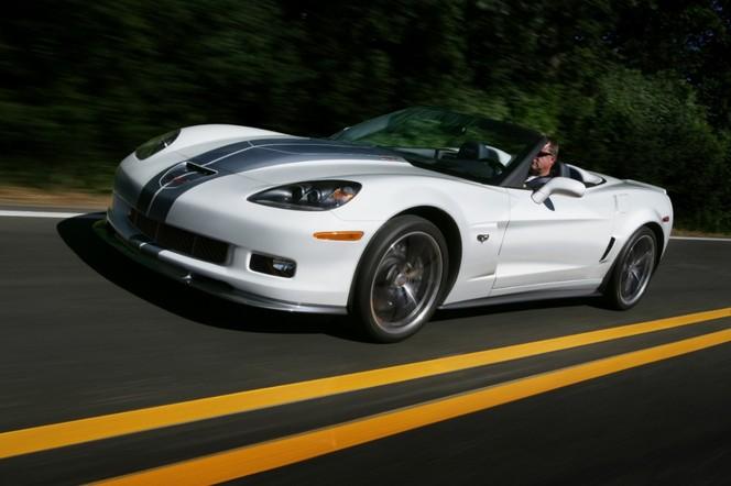 """99.000€ pour la Corvette 427 Cabriolet """"Collector Edition"""""""