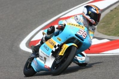 GP125 - Chine Q.2: Smith et Di Meglio, comme au Qatar