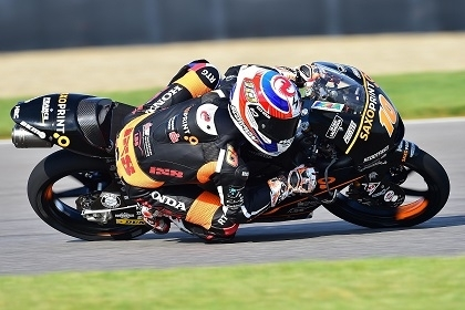 """Moto3 - Alexis Masbou: """"la vitesse est de retour"""""""